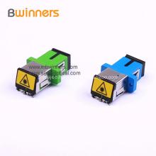 Simplex Duplex SC/LC Fiber Optic Adapter Flange