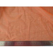 Orange Farbe 50GSM Mesh-Netzgewebe