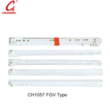 Fixation de meuble de tiroir de tiroir sous le coulisseau monté (CH1057)