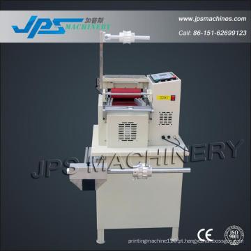 Tecido não-tecido e Fabic condutivo / máquina de corte de pano