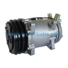 Sanden Auto Compresor de Aire Acondicionado para Deutz / JCB / Isuzu OE # 8220