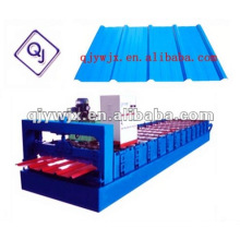 QJ 840 automatic roof tile cold roll forming machine