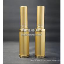 Recipiente de alumínio cosméticos delineador tubo delineador líquido