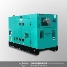 generador eléctrico generador diesel 75kva accionado por CUMMINS 4BTA3.9-G11
