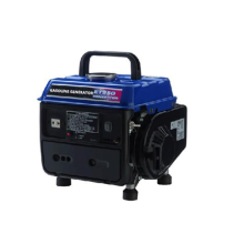 0.65KVA Gasoline Petrol Generator Electrical Supply Used For Oven Only
