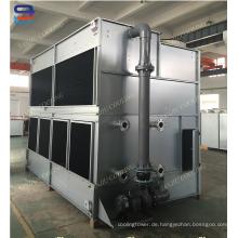 100 ton Superdyma geschlossener Kreislauf Durchfluss GHM-100 nicht FRP Kondensator nasse Kühleinheit
