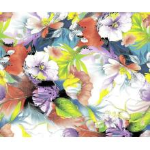 Neswest Design Printed Polyester Chiffon Fabric for Garment
