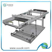 Impressora de tela de cilindro de alta precisão