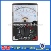 Multímetro analógico Medidor analógico Multímetro Medidor de tensión Medidor de corriente YX360 Tester YX360TREB