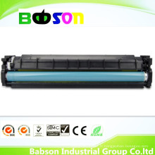 Cartouche compatible de toner d'imprimante laser de couleur pour HpCF400A / CF401A / CF402A / CF403A (201A) Vente chaude / prix favorable