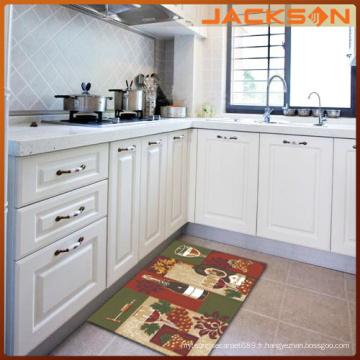 Divers motifs tapis de cuisine et tapis