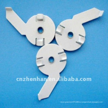 """Piezas de toldo - """"9"""" tipo Rueda de acero de hierro, componentes de toldo, toldos y accesorios de persianas"""