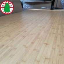 3mm Bamboo pattern melamine paper faced MDF