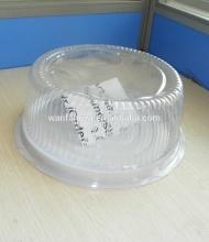 Eco-friendly Clear Hard Plastic Box