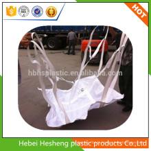 Sac à bandoulière de levage / sac de palette / pp sling grand sac fabriqué en Chine