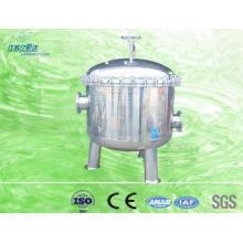 4 Inch Stainless Steel Vegetable Oil / Milk Bag Filter For