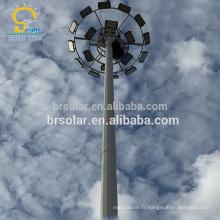 Prix spécial pour la spécification de poteaux d'éclairage de haut mât de villa de port d'aéroport