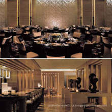 Conjunto Moderno de Móveis de Restaurante para Hotel (EMT-SKD11)