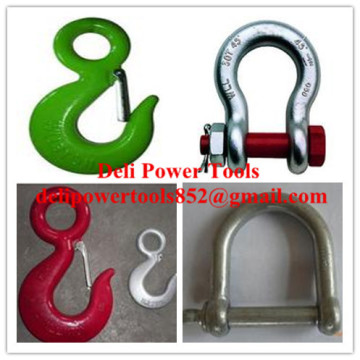 Safety Anchor Shackle&Bow shackle
