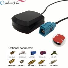 Autocollant fixant l'antenne de gps de voiture magnétique de câble de 3m avec le connecteur de Fakra