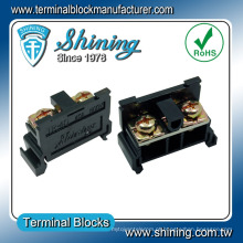 TR-40 600V 40A Equal To Tend Rail-Mount Clip Terminal Connector