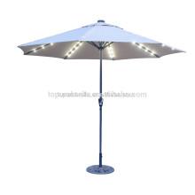 Paraguas al aire libre del LED de la mejor calidad