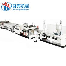 Завод по производству полых сотовых панелей из ПК