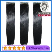 High Quality Double Drawn PU Tape Hair Skin Hair Extension