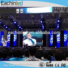 Small Pixel Pitch 3mm Indoor Church LED Screen With No Black Mask And MBI5153 High Refrash Rate 3840HZ