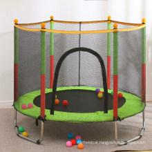 1.4 M Children Indoor Round Trampoline for Sale