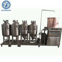 60l brew beer machine home brewing equipment with 2 or 3 fermenter