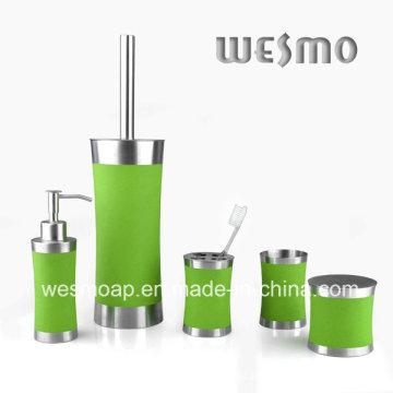 Accesorios de acero inoxidable Bahroom de la pintura de goma (WBS0509C)