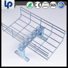 anti-corrosion china factory hdg metal slotted cable tray with ce rohs sgs cable tested