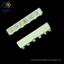 Sehr kleine Größe 4508 Ultra helle 4 Stifte SMD LED PLCC 020 RGB LED für Wimpern