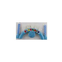 Verjaardagstaart kaarsen alfabet professionele kaars