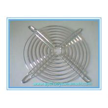 Couvercles de ventilateur industriels en acier inoxydable pour ventilateur axial