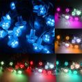 Luz conduzida mini do ponto do ponto do pixel de 26mm turbo para o parque de diversões decorativo