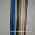 Folha plástica rígida colorida do PVC / placa / Rod