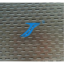 Ts-Stainless Steel Perforated Sheet, Galvanized Ellipses Hole Perforated Metal Mesh