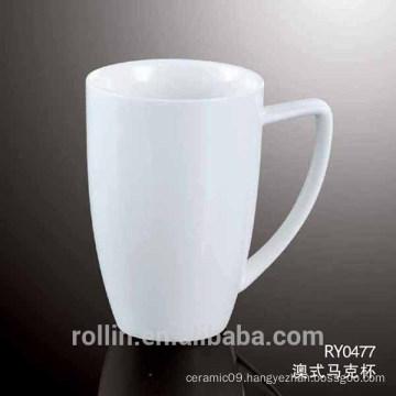 cheap white ceramic mugs bulk wholesale