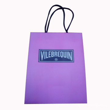 Paper Bag with U. V Coating for Gift Packing