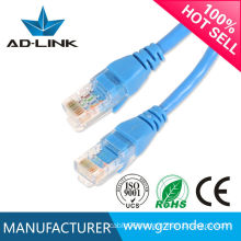 Professional cat 5e patch cord cable manufacturer