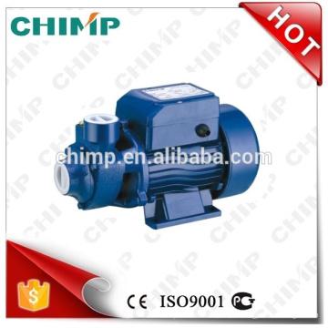 QB60 vortex pompe périphérique claire pompe à eau electrobomba 0.5HP usage domestique vente chaude