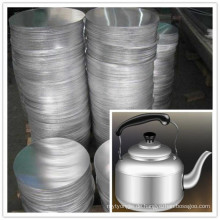 Billig Preis Aluminium Kreise für Sauce Töpfe