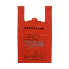 Handle Vest Recycling Plastic Bag