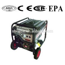 Бензиновый портативный генератор HZ6800