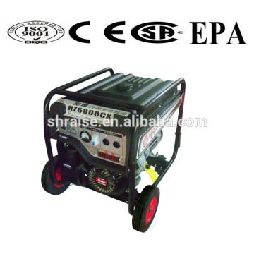 Generador portátil de gasolina HZ6800