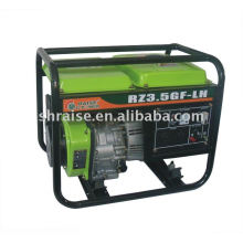 Gerador de diesel Open Frame Diesel