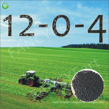Amino Acid NPK 12-0-4 Grnaular Fertilizer