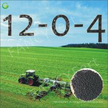 Aminoácido NPK 12-0-4 Grnaular Fertilizante